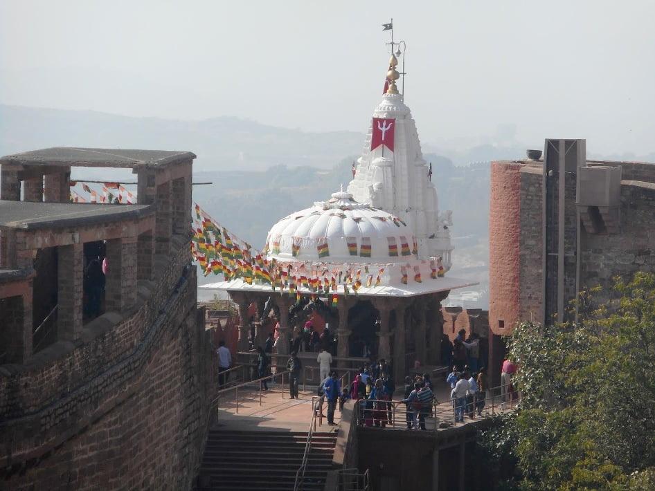 Pratihar-Prihar-Vansh-Kuldevi-Chamunda-Mata