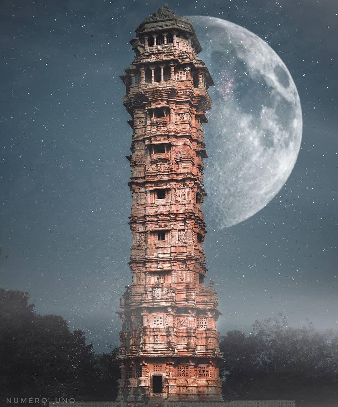 राणा कुम्भा का इतिहास, विजय स्तम्भ