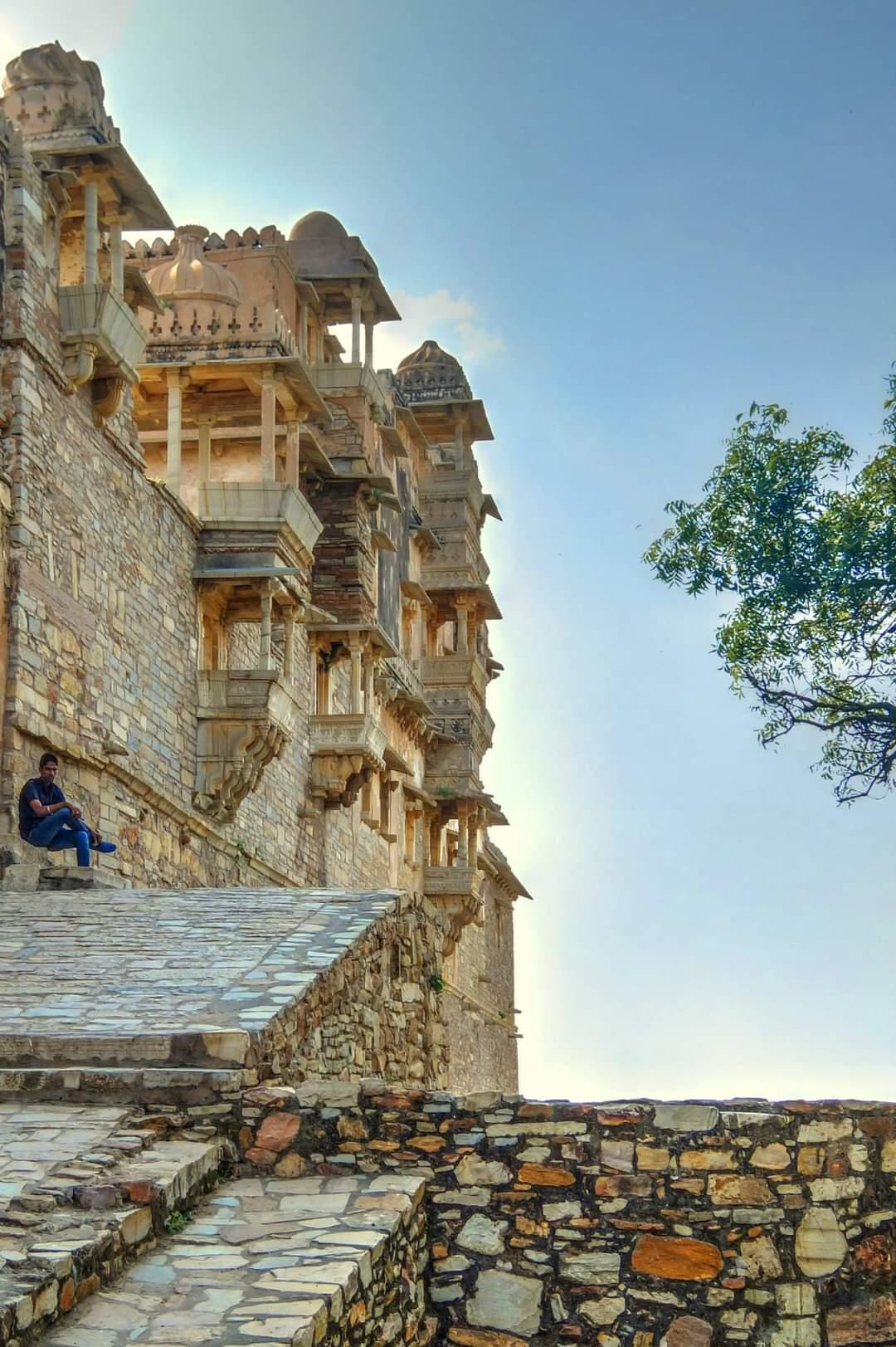 राणा कुम्भा महल, चितौड़गढ़ किला